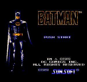 Thumbnail image of game Batman