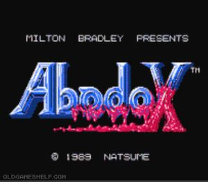 Thumbnail image of game Abadox
