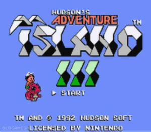 Thumbnail image of game Adventure Island III