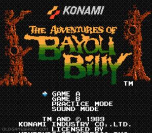 Thumbnail image of game Adventures of Bayou Billy