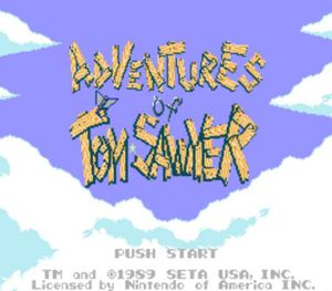 Thumbnail image of game Adventures of Tom Sawyer