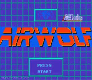 Thumbnail image of game Airwolf