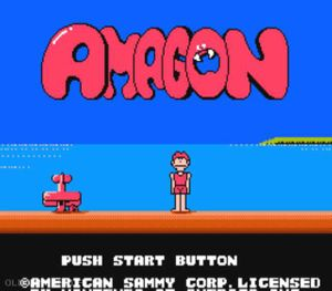 Thumbnail image of game Amagon