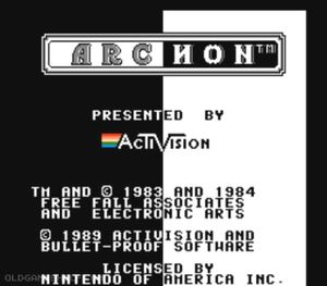 Thumbnail image of game Archon