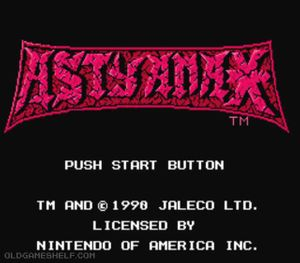 Thumbnail image of game Astyanax