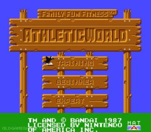 Thumbnail image of game Athletic World