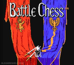 Thumbnail image of game Battle Chess