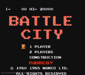 Thumbnail image of game Battle City