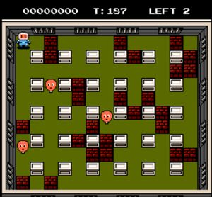 Thumbnail image of game Bomberman II