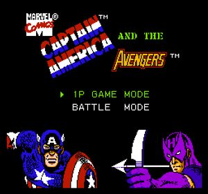 Thumbnail image of game Captain America and Avengers