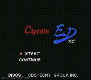 Thumbnail image of game Captain ED
