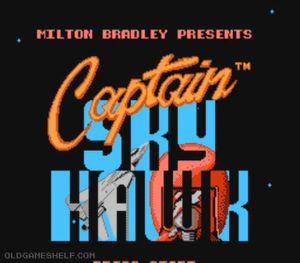 Thumbnail image of game Captain Skyhawk