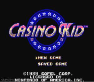 Thumbnail image of game Casino Kid