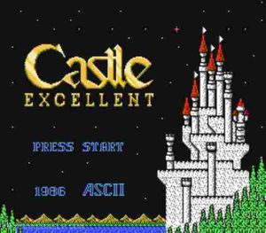 Thumbnail image of game Castle Excellent