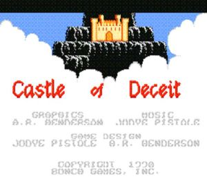 Thumbnail image of game Castle of Deceit