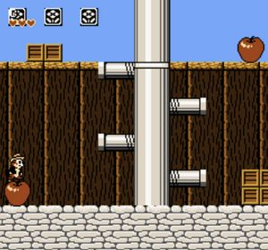 Thumbnail image of game Chip 'n Dale's Rescue Rangers