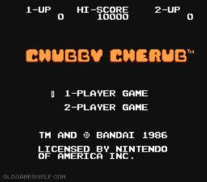 Thumbnail image of game Chubby Cherub