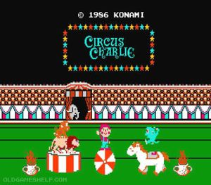 Thumbnail image of game Circus Charlie