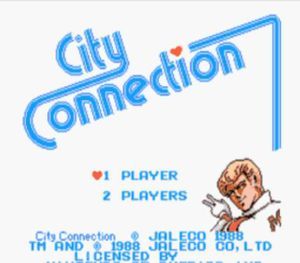 Thumbnail image of game City Connection