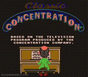 Thumbnail image of game Classic Concentration