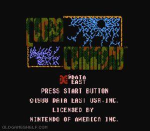 Thumbnail image of game Cobra Command