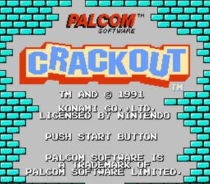 Thumbnail image of game Crackout