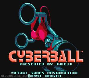 Thumbnail image of game Cyberball