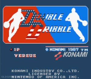 Thumbnail image of game Double Dribble