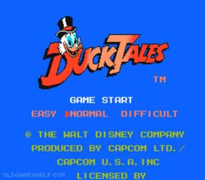 Thumbnail image of game Duck Tales