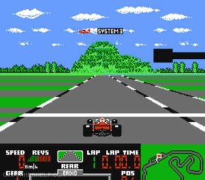 Thumbnail image of game Ferrari - Grand Prix Challenge