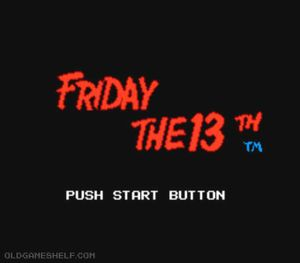 Thumbnail image of game Friday the 13th