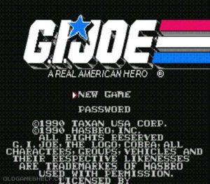 Thumbnail image of game GI Joe