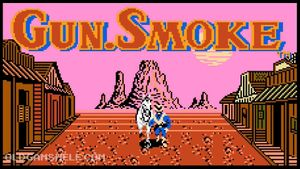 Thumbnail image of game Gunsmoke