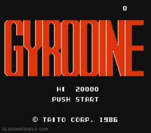 Thumbnail image of game Gyrodine