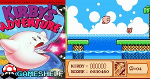 Thumbnail image of game Kirby's Adventure