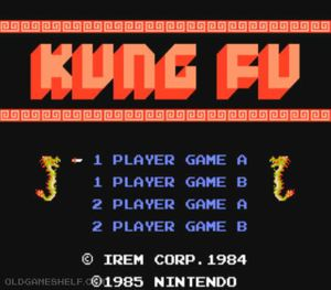 Thumbnail image of game Kung Fu
