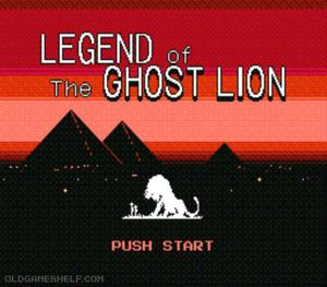 Thumbnail image of game Legend of the Ghost Lion