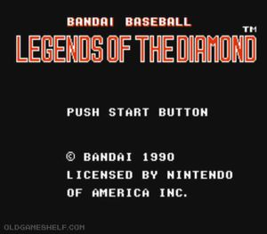 Thumbnail image of game Legends of the Diamond