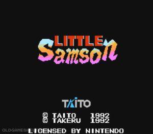 Thumbnail image of game Little Samson