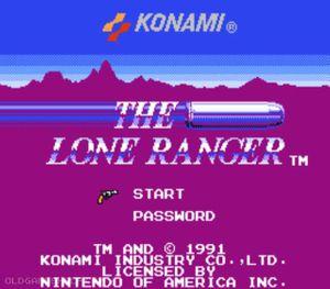 Thumbnail image of game Lone Ranger