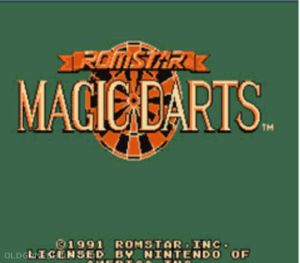 Thumbnail image of game Magic Darts