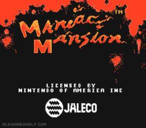 Thumbnail image of game Maniac Mansion