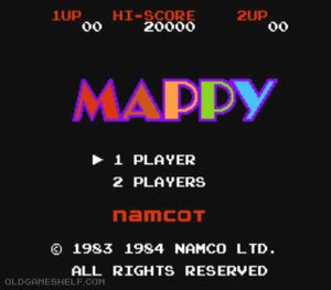 Thumbnail image of game Mappy Land