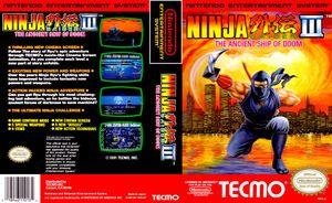 Thumbnail image of game Ninja Gaiden III