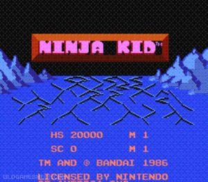 Thumbnail image of game Ninja Kid