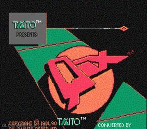 Thumbnail image of game Qix