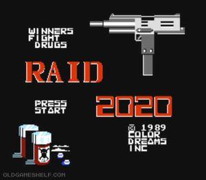Thumbnail image of game Raid 2020