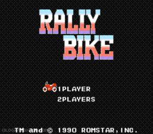 Thumbnail image of game Rally Bike