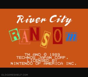 Thumbnail image of game River City Ransom
