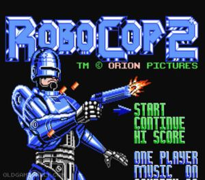 Thumbnail image of game RoboCop 2